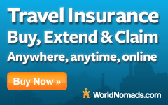 World Nomads Coupon